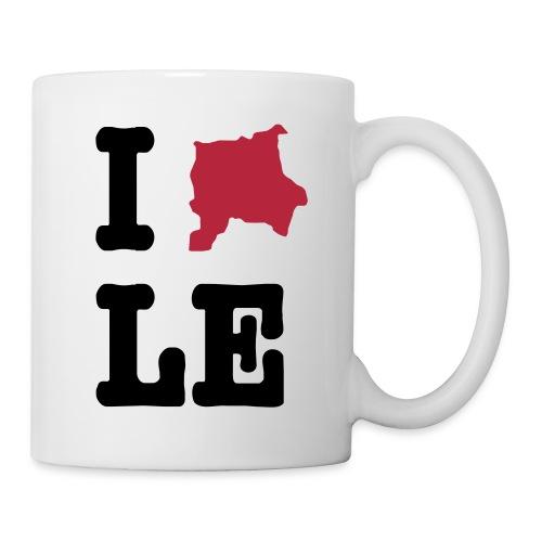 I Love Leipzig Tasse (Mug) - Tasse