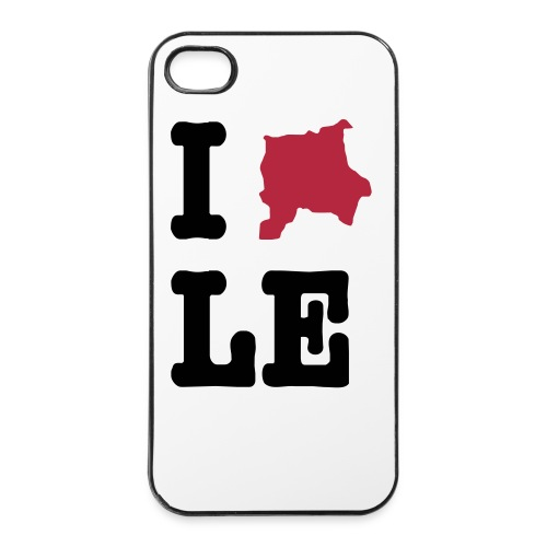 I Love Leipzig - iPhone Case - iPhone 4/4s Hard Case