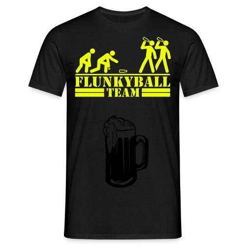 Flunkyball Team - T-shirt Homme