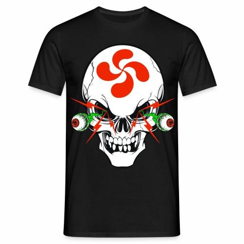 Skull - Basque - Men's T-Shirt