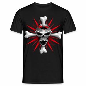 Skull - Bones - Men's T-Shirt
