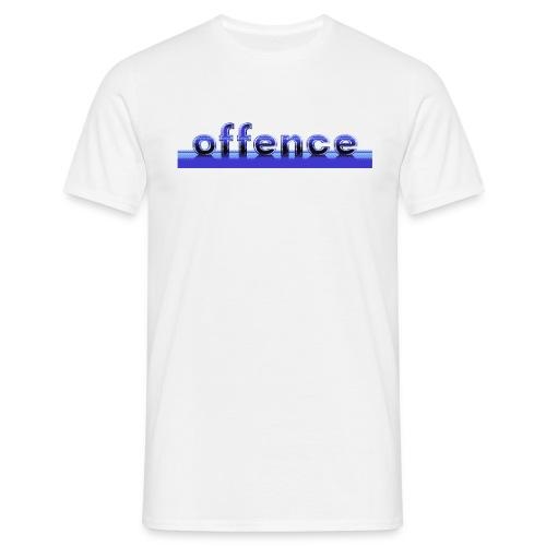 OFFENCE ocean - T-skjorte for menn