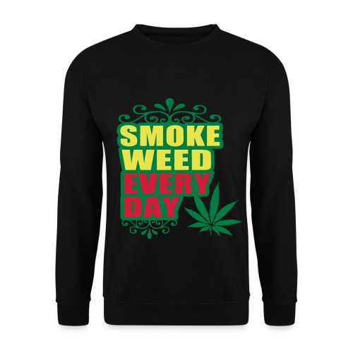 Smoke Weed Every Day Sweater - Mannen sweater