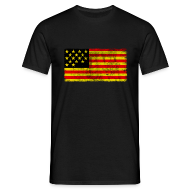 T-Shirts ~ Männer T-Shirt ~ United States of Germany #04
