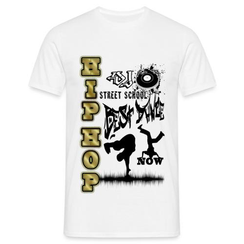 RS HIP HOP - T-shirt Homme