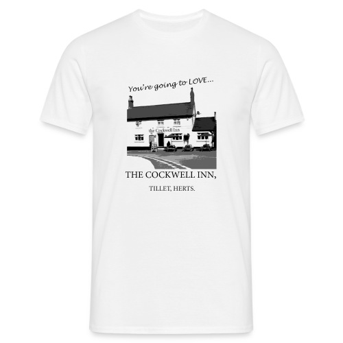 The Cockwell Inn - Men's T-Shirt