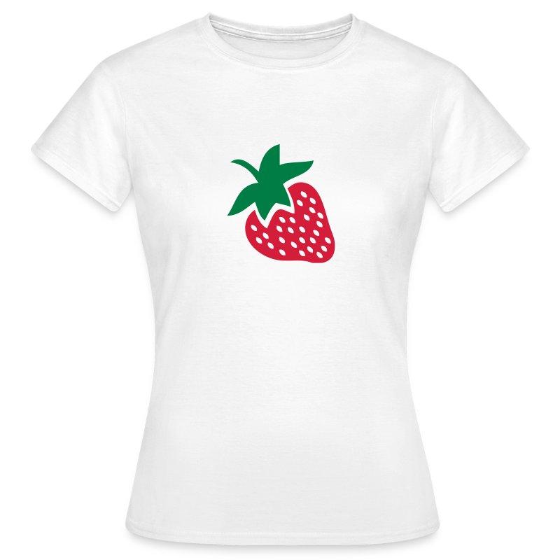 strawberry1 - Women's T-Shirt