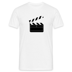 clapperboard1 - Men's T-Shirt