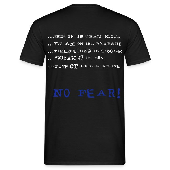 "das ""T""-Shirt"