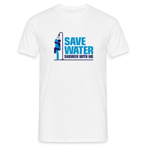 Save Water - Men's T-Shirt