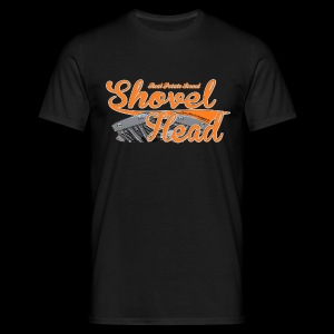 Shovelhead -Real Potato Sound- - Men's T-Shirt