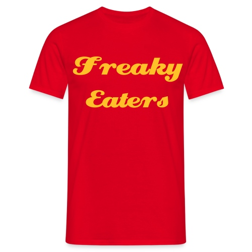 Freaky Eaters - Men's T-Shirt
