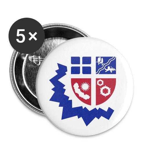 Rodena THV Button klein - Buttons klein 25 mm