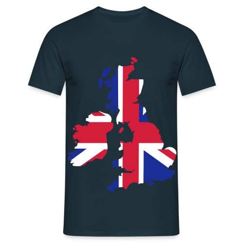 British Isles - Men's T-Shirt
