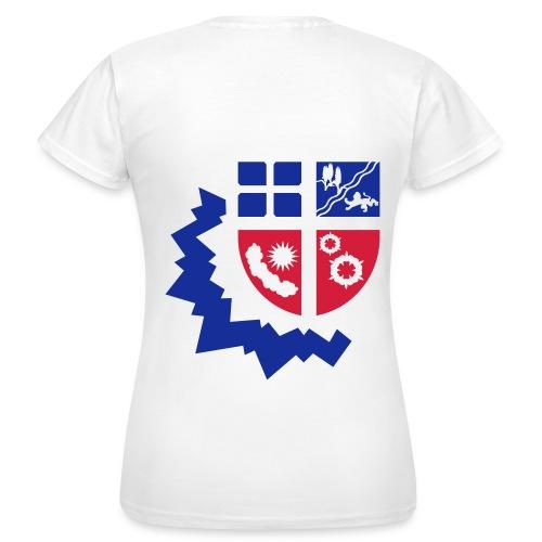 Frauen T-Shirt Rodena THV - Frauen T-Shirt