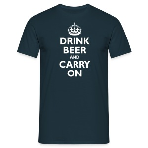 Carry on - Men's T-Shirt