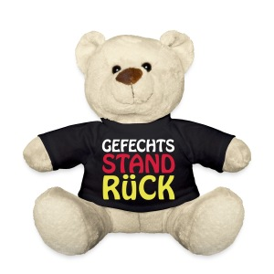 Teddy Gefechtstand Rück - Teddy