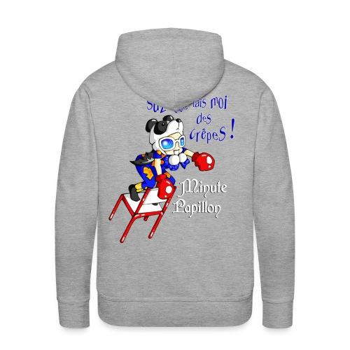 Mini-Kriss - Mr Dada - Sweat Capuche - Sweat-shirt à capuche Premium pour hommes