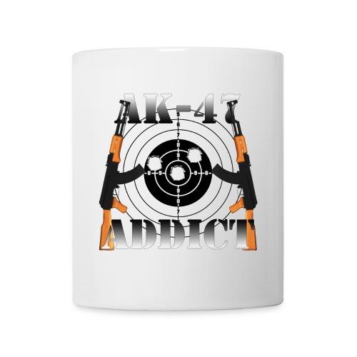 Tasse ak-47 addict - Mug blanc
