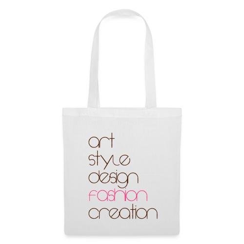 shopping bag - Tas van stof