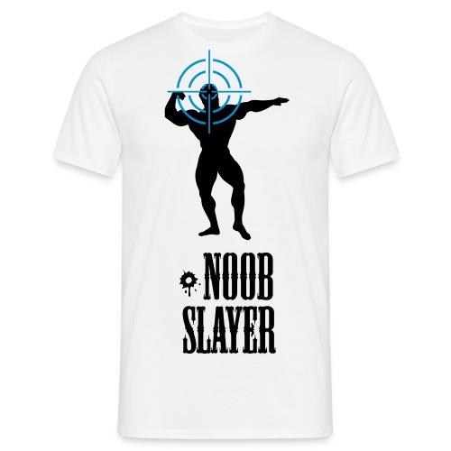 Noob slayer (male) - Men's T-Shirt