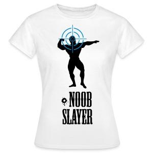 Noob slayer (female) - Women's T-Shirt