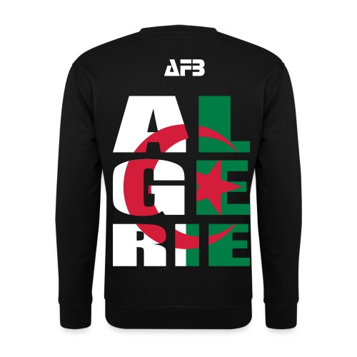 AFB SWEAT ALGERIE - Sweat-shirt Homme
