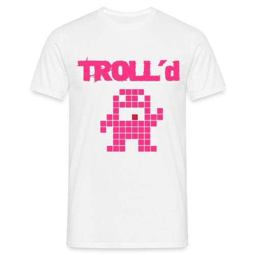 Mande t-shirt - Herre-T-shirt