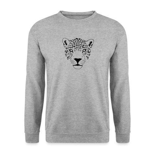 tier t-shirt jaguar puma katze gepard leopard tiger löwe raubkatze luchs wild panther - Männer Pullover