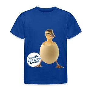 Eendje kan geen kwaad - Kinderen T-shirt
