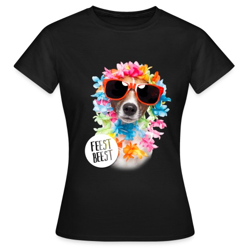 Feestbeest - Vrouwen T-shirt