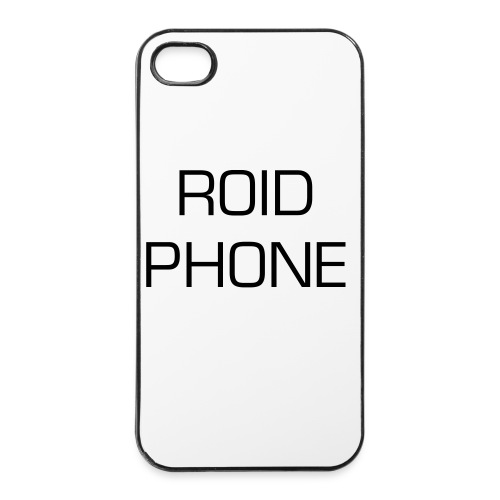 ROID PHONE COVER - iPhone 4/4s Hard Case