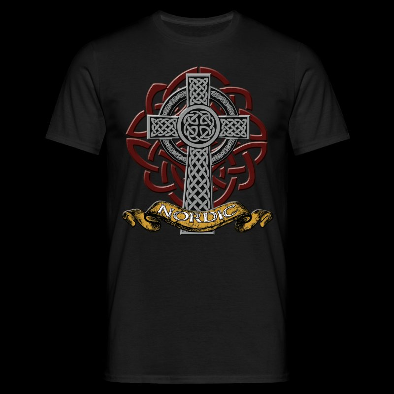 Nordic 3D v1 - Männer T-Shirt