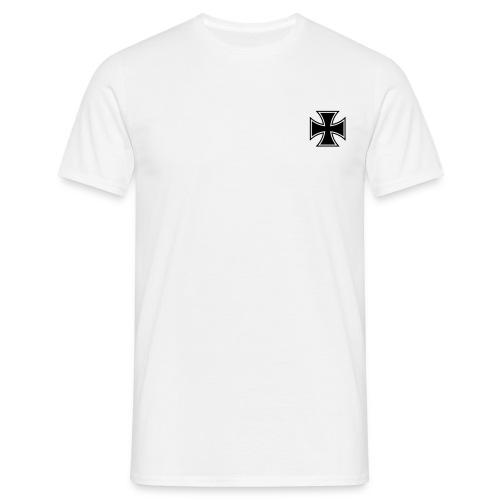 Classic Kreuz-T-Shirt - Men's T-Shirt
