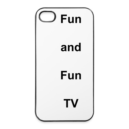 Fun and Fun - TV IPHONE Hülle - iPhone 4/4s Hard Case