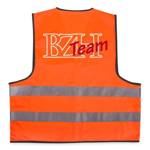 Gilet sécu Orange - Gilet de sécurité