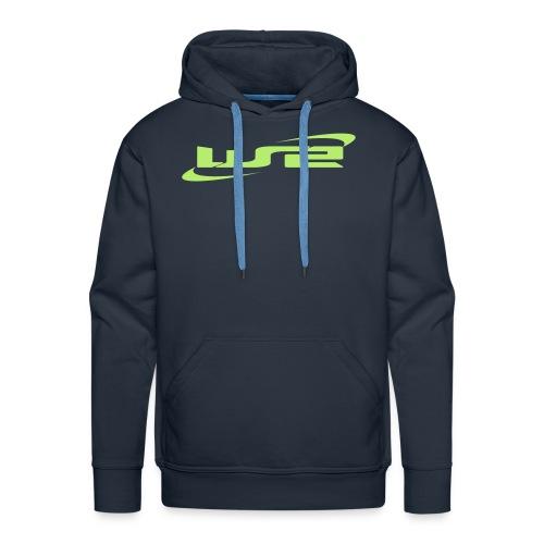S1PLY Gamme - Sweat-shirt à capuche Premium pour hommes