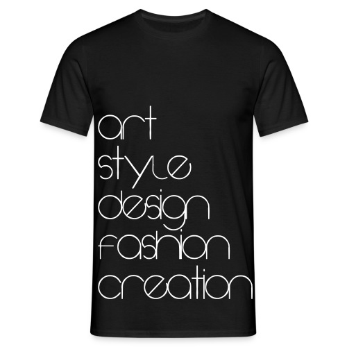 Fashion style - T-shirt Homme