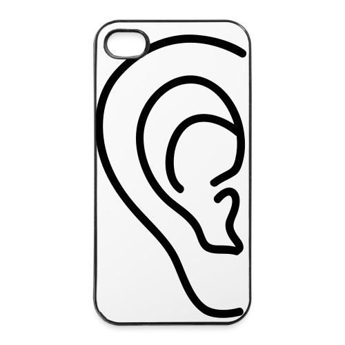 ear - iPhone 4/4s Hard Case