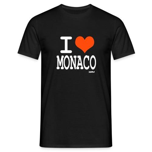 monaco - T-shirt Homme