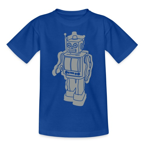Boys - Robot - Kids' T-Shirt