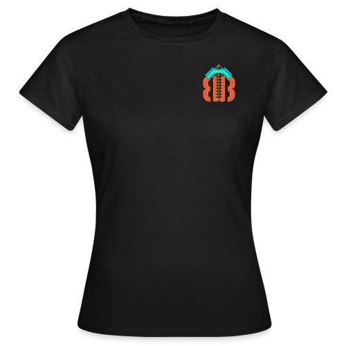 Womens Minecraftbob T-Shirt - Women's T-Shirt