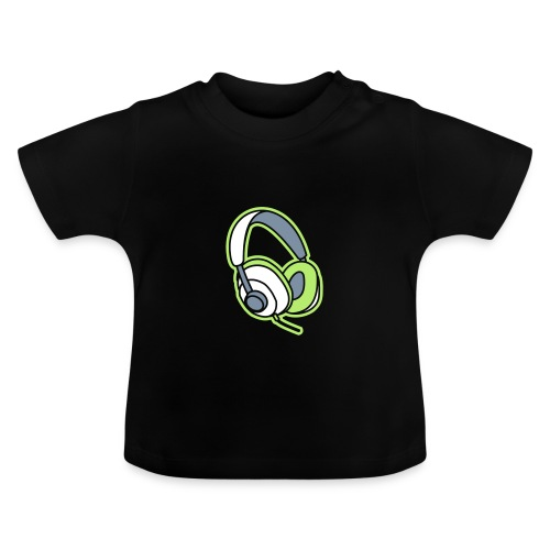 Kopfhörer Headphones Beats Musik Music - Baby T-Shirt
