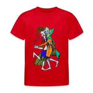 kinder t-shirt elfen - Kinderen T-shirt