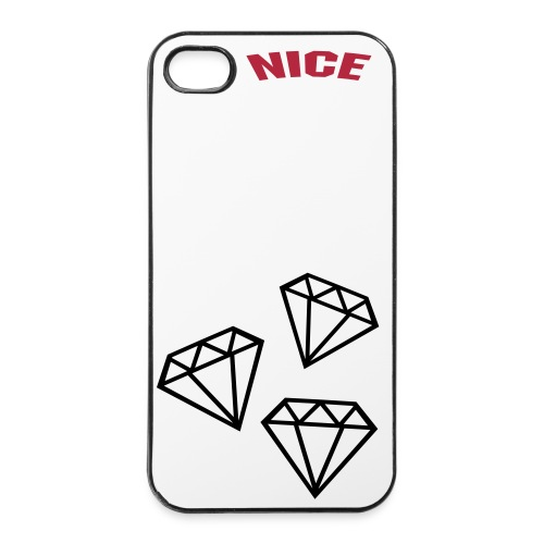 Nice phone - Coque rigide iPhone 4/4s