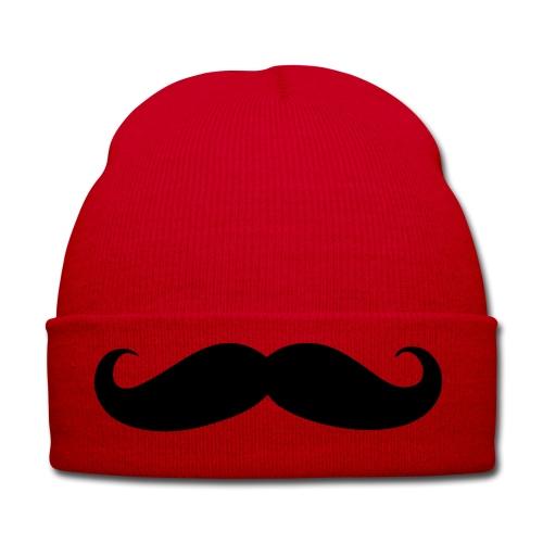 Bonnet Moustache - Bonnet d'hiver