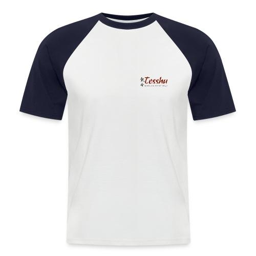 Tesshu 2009_red - Männer Baseball-T-Shirt
