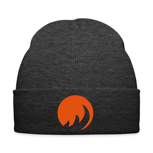 Flame Beanie - Winter Hat