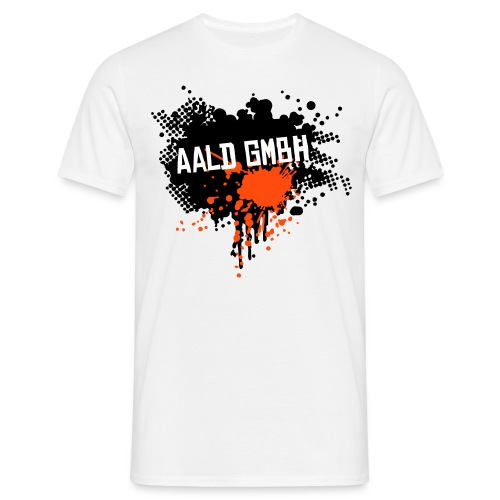 Aald Original White - Männer T-Shirt