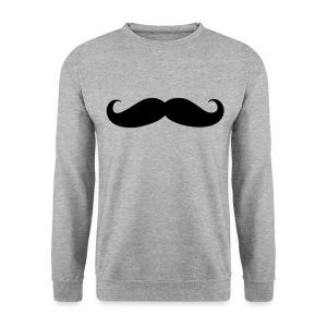Mustache! - Mannen sweater